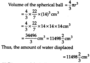 NCERT Solutions for Class 9 Maths Chapter 13 Surface Areas and Volumes Ex 13.8 Q2