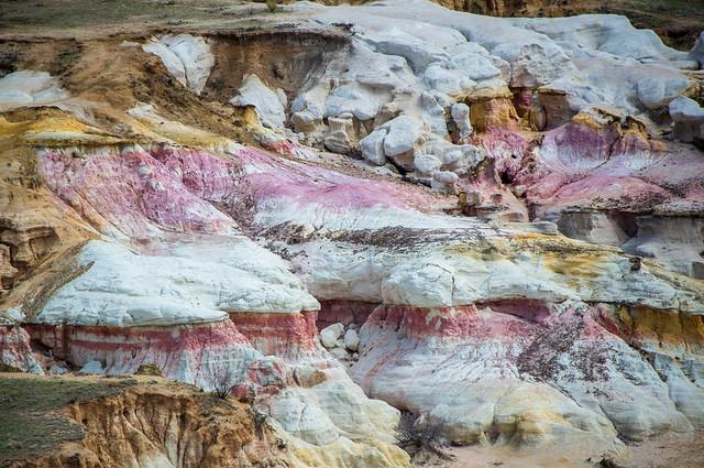 Paint Mines Interpretive Park