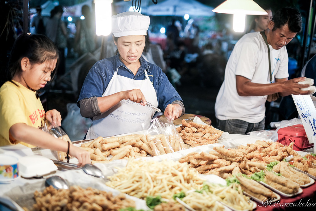 Chiang Rai Sat Night Market