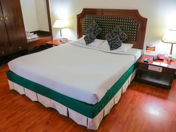 Hotel recomendado en Khajuraho