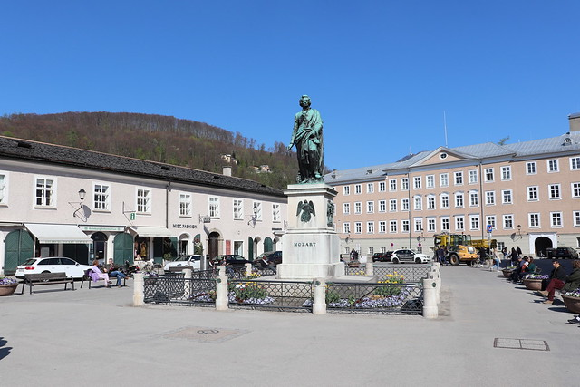 Plazas Que ver en Salzburgo