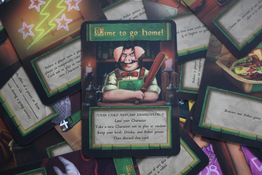 BARPIG - Item Cards