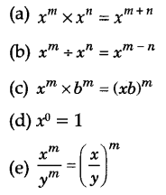 Exponents and Powers Class 8 Notes Maths Chapter 12