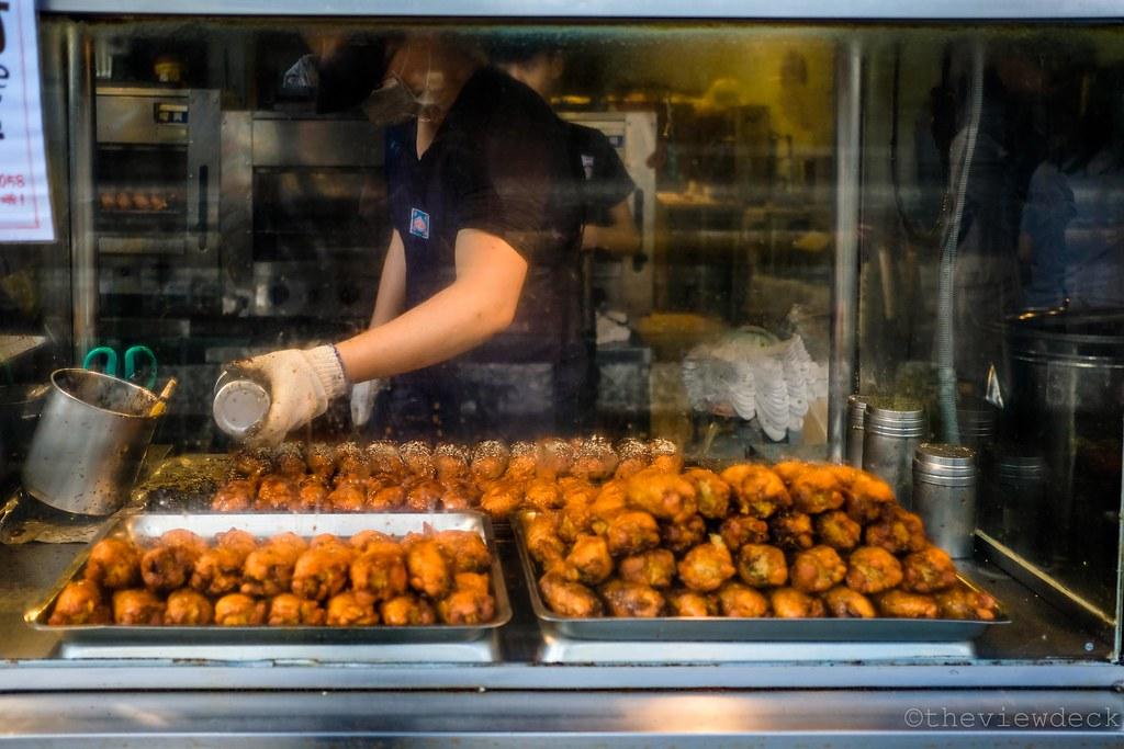 Street Foods Shifen