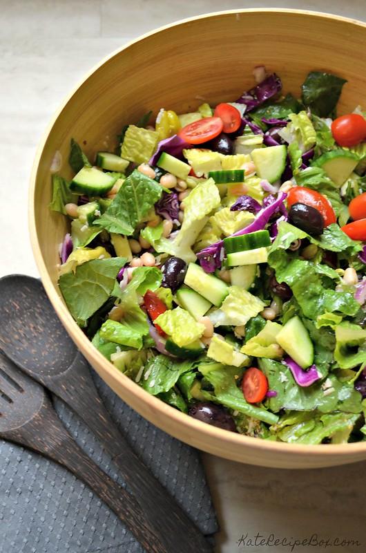 Italian Chopped Salad 2