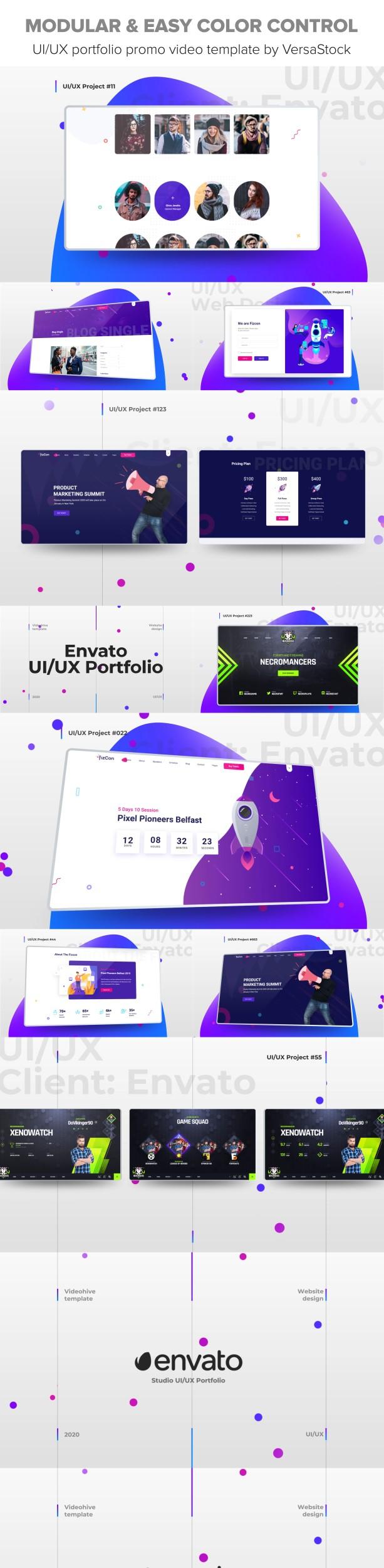 UI/UX Portfolio Promo - 4