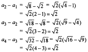 RBSE Solutions for Class 10 Maths Chapter 5 Arithmetic Progression Q.3.5