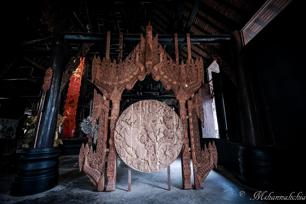 Baan Dam Chiang Rai