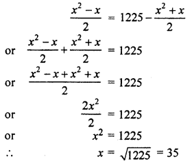 RBSE Solutions for Class 10 Maths Chapter 5 Arithmetic Progression Q.15.3