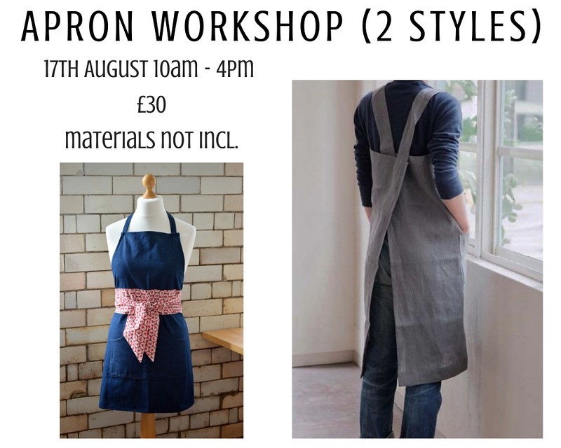 Apron Workshop Aug19