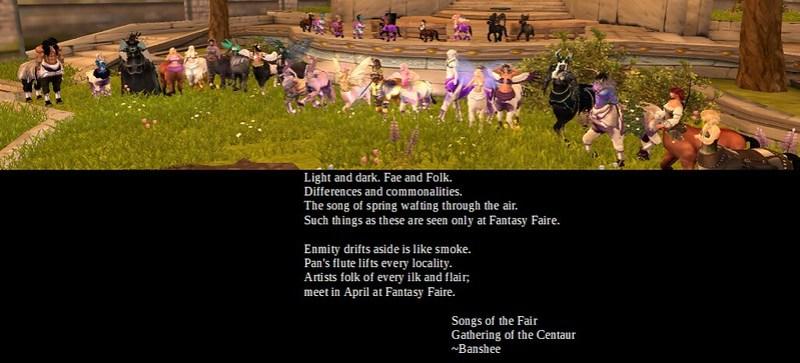 Gathering of the Centaur