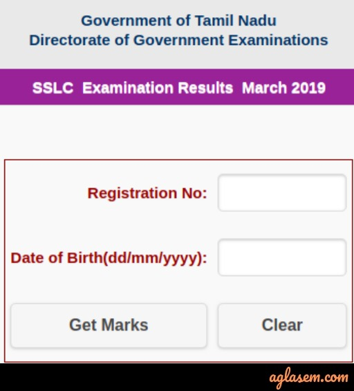 Tamil Nadu Result 2019