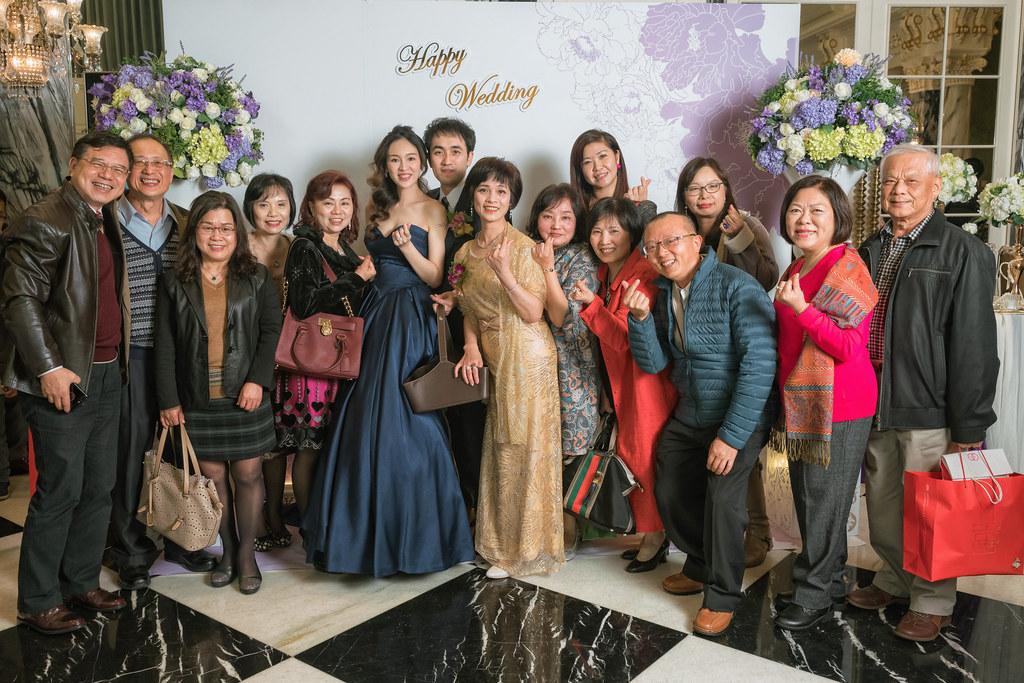 台北婚攝/新莊典華婚禮紀錄 -育穎&倖慧