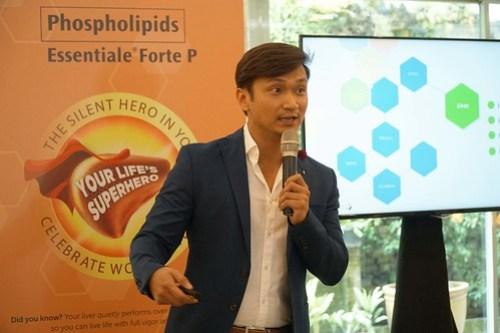 Sanofi Aventis Consumer Health Care Country Medical Lead Dr. Allan Jay Domingo