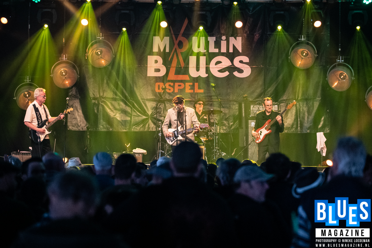 Studebaker John & The Hawks @ Moulin Blues 2019