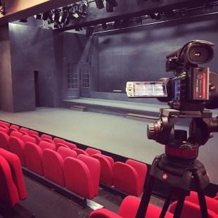 Ce soir, on filme ! #tchekhov #théâtre #atea2019