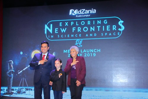 Kidzania Space Launch