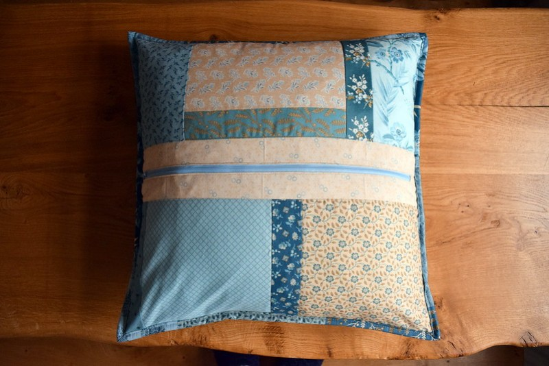 Crossroads Cushion