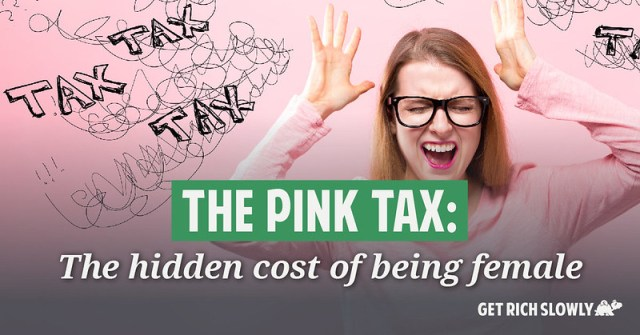 The Pink Tax: The Hidden Cost of Being Female