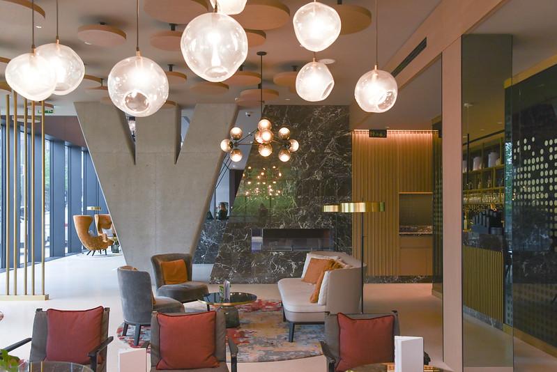blossom lounge - intercontinental ljubljana