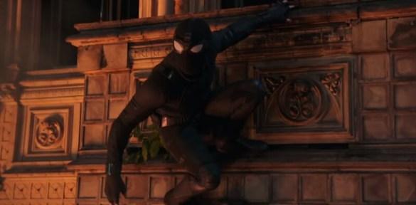 Spider-Man daleko od domova - Noir Spider-Man