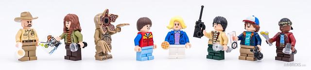 REVIEW LEGO 75810 Stranger Things 34