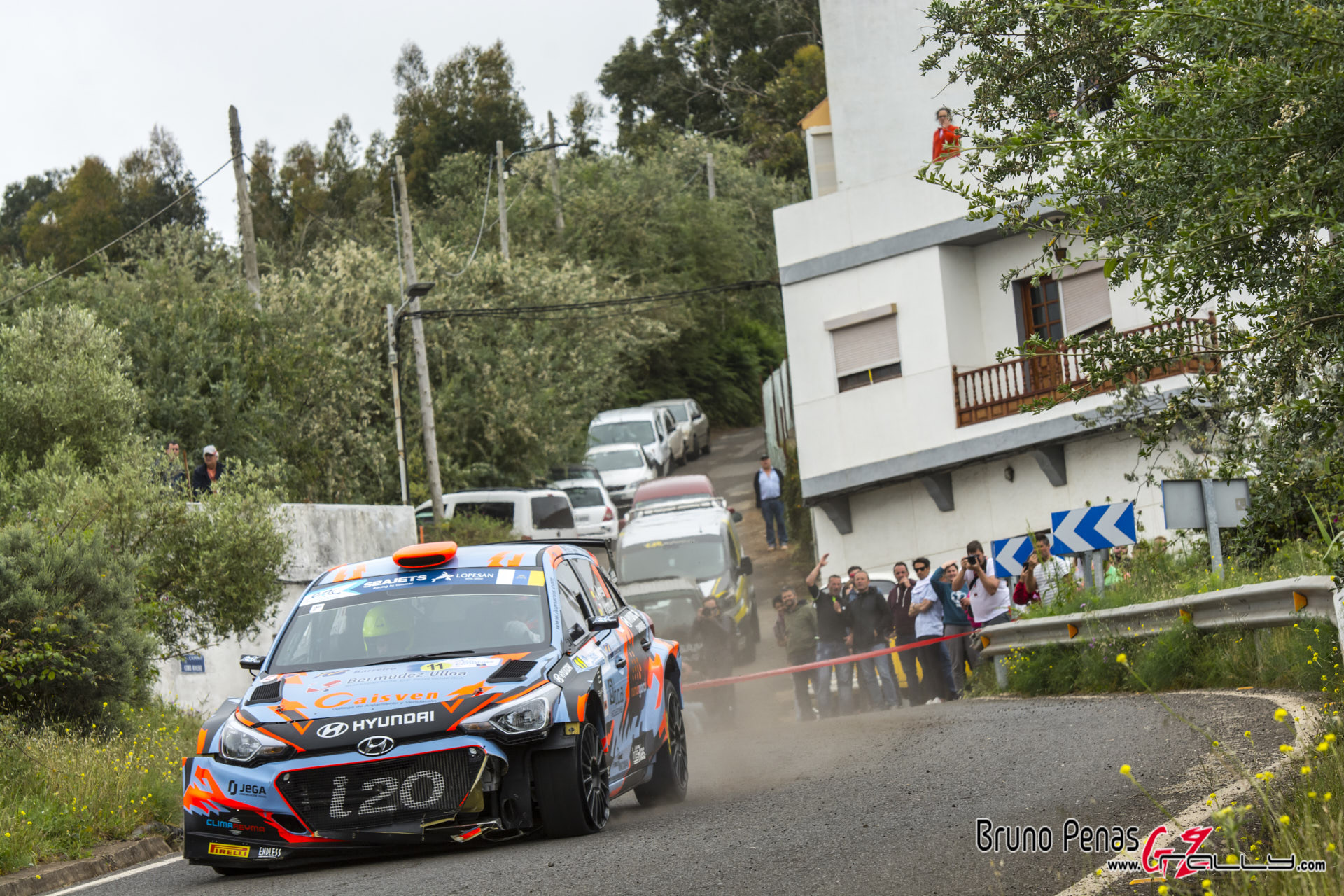 Rally Islas Canaris 2019 - Bruno Penas