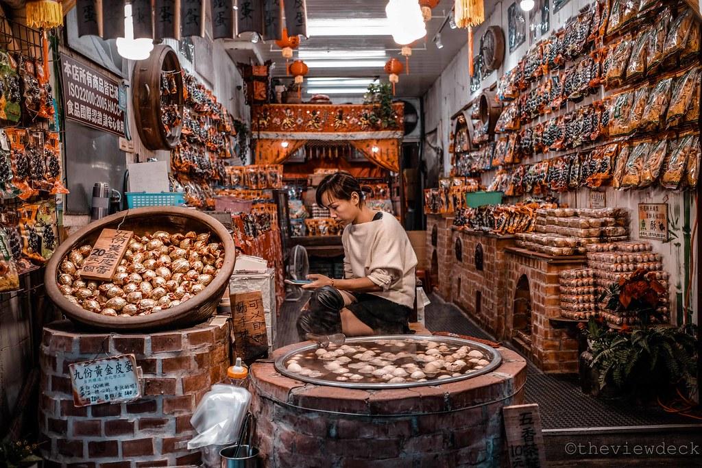 Market in Jiufen