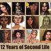 12 Years of Second Life