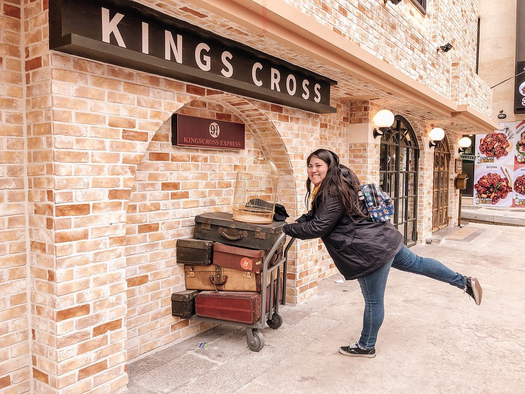King's Cross Harry Potter Cafe | Cafes in Seoul