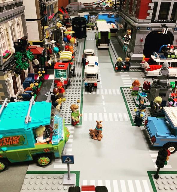 LEGO City Build