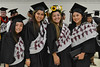 """Graduates pose for photos before the commencement in Hilo. Hawaii Community College celebrated spring 2019 commencement on Friday, May 10, 2019 at the the Edith Kanakaole Multi-Purpose stadium. Go the Hawaii Community College's Flickr album for more photos from the Hilo ceremony: <a href=""""https://www.flickr.com/photos/53092216@N07/sets/72157680393896768"""">www.flickr.com/photos/53092216@N07/sets/72157680393896768</a>"""