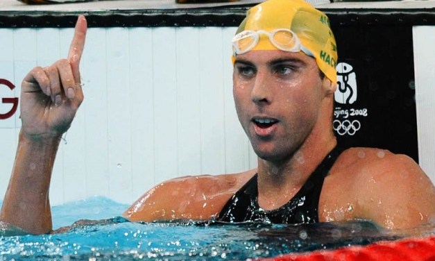 Storie di Nuoto: Grant Hackett, The Machine