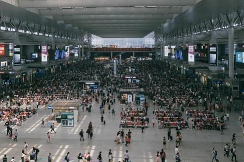 Shanghai Hongqiao station (上海虹橋站)