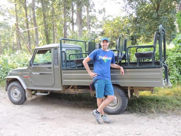 Excursión a Chitwan
