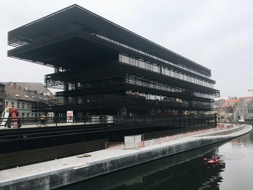 Mediateca De Krook - RCR Arquitectes | Arquitectura en Flandes