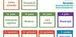 El Club del Mayor de Gáldar ofrecerá talleres para el ocio saludable