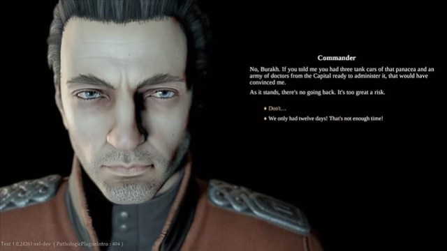 Pathologic 2 - Der Kommandant