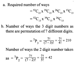 HSSlive Plus One Maths Chapter Wise Questions and Answers Chapter 7 Permutation and Combinations 3