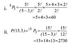 HSSlive Plus One Maths Chapter Wise Questions and Answers Chapter 7 Permutation and Combinations 6