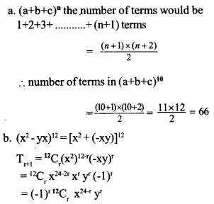 HSSlive Plus One Maths Chapter Wise Questions and Answers Chapter 8 Binomial Theorem 3