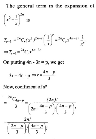 HSSlive Plus One Maths Chapter Wise Questions and Answers Chapter 8 Binomial Theorem 21