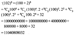 HSSlive Plus One Maths Chapter Wise Questions and Answers Chapter 8 Binomial Theorem 27
