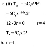 HSSlive Plus One Maths Chapter Wise Questions and Answers Chapter 8 Binomial Theorem 12