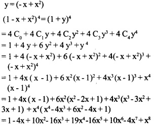 HSSlive Plus One Maths Chapter Wise Questions and Answers Chapter 8 Binomial Theorem 6