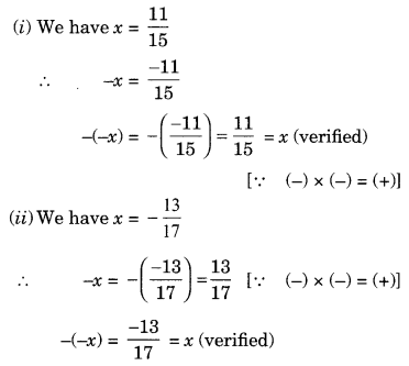 NCERT Solutions for Class 8 Maths Chapter 1 Rational Numbers Q3