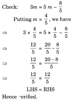 NCERT Solutions for Class 8 Maths Chapter 2 Linear Equations in One Variable Ex 2.3 Q10.1