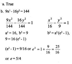 HSSlive Plus One Maths Chapter Wise Questions and Answers Chapter 11 Conic Sections 22
