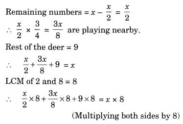NCERT Solutions for Class 8 Maths Chapter 2 Linear Equations in One Variable Ex 2.4 Q8
