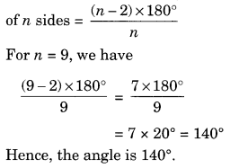Understanding Quadrilaterals NCERT Extra Questions for Class 8 Maths Q5